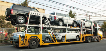 For those who have cars for transporting