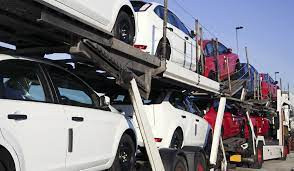 Glance at the vehicle shipping costs