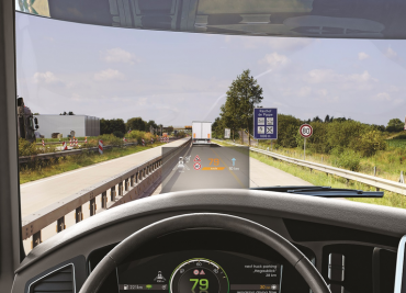 How a Future Truck Will Intelligently Adapt to Its Drivers