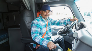 Trucker Pay Increasing as Driver Shortage Grows, Industry Capacity Tightens