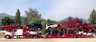 Popularity of the car hauler services