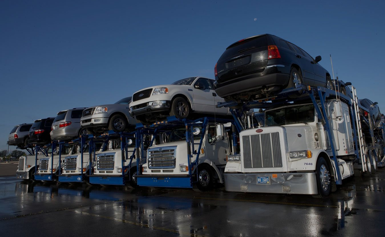 Car and Vehicle Shipping